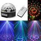كرة الديسكو الجديدة متعددة الالوان