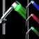 الدش المضئ LED SHOWER للاستحمام في جو رومانسي
