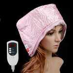 القبعة الحرارية للشعر الصحي المغذي