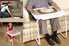 الطاولة الخدمية لراحة كبار السن متوفر