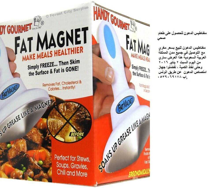 مغناطيس الدهون للحصول على طعام صحي