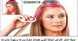 صبغة الشعر الاقراص المؤقتة