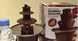 اقتنى نافورة الشوكولاته