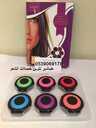 طباشير تلوين خصلات الشعر بسرعة لاعطائك طلة مميزة نتيجة للألوان الرائعة