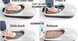 جهاز تغليف نعل الأحذية