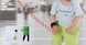 حزام أمان الطفل في الشارع
