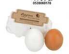 صابون البيض للبشرة